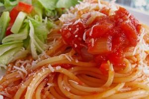 spaghetti-arrabiata
